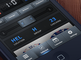 Hockey app (wip) by OtherPlanet