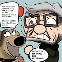 U cant teech n old man new dog by Donovon2001