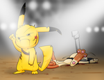 ...one pokemon leaves by Sandwich-Anomaly