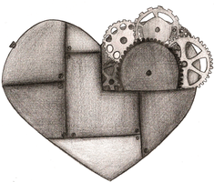 Steam Punk Heart by Toast2023