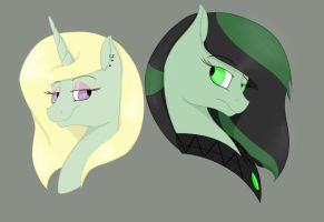 My main two by Laxmortaxbella