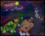 Trick or Treat by luna777