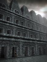 Towers of Pyram by OrestesGraphics