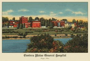 Eastern Maine General Hospital by ironman8855