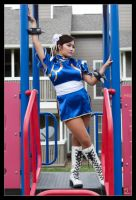 Chun-Li - My Playground by Kuragiman