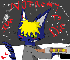 COD Zombie Im not ready to Die by Blinx3megachanel