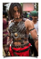 Prince of Persia Warrior Within Cosplay by vega147