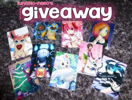 ++ Birthday Giveaway ++ by lunatic-neko