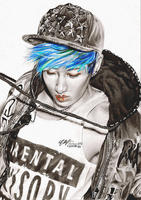 Eunhyuk Break Down by FreedomforGoku