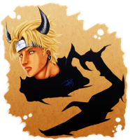 My High Gaia avatar by gothkakashi
