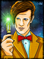 Doctor Who? by Chrisily