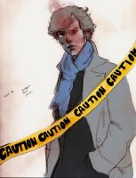 SH: Caution by spontaruu