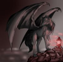 To LauraRamirez: BlackWolf by Conwant