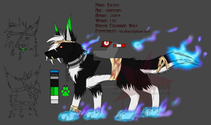 Tycoon ref by EmoStormy-Chan