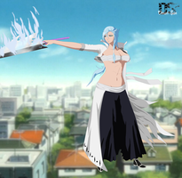 Bleach: Shina Jaggerjack by Dinari-San
