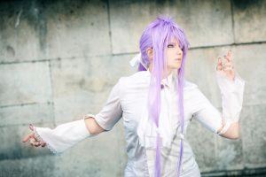 KAMUI GAKUPO - Cosplay - reaching the sky by Shinkan-Seto