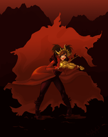 Lindsey Stirling: Fire by yippykiay