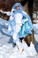 Ilum Snow Bunny Padme 02 DNg by BenaeQuee
