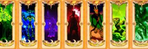 Clow Card Sheet by Inkheart7