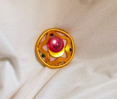 Sailor Moon R Broach v.3 by MayuriMoon