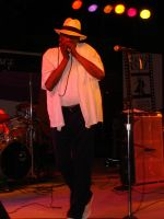 Bill Magee Blues- harp man by hotwiar
