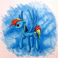 Copic Dash by kiriALL
