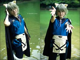 Lamento -BEYOND THE VOID- - 02 by ShiroMS08th