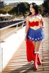 Wonder Woman by Neferet-Cosplay