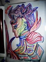Lines and Images by LSD-Dreams