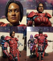 Custom FemShep by Punslinger