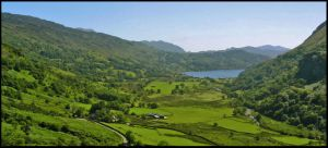 Snowdonia -1- by ControledChaos