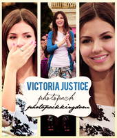 Photopack #10: Victoria Justice. by photopackkingdom