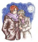Scotland and fem!France by SsSimple