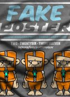 895graphics fake poster by 895graphics