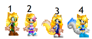 which look should i have? by zombieprincess12345