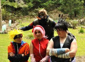 Team Seven by AniCosOfficial