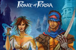 Prince of Persia Poster by RawGraff