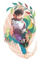 Arrietty and sho 4 by solidmx
