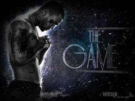 the Game---1st Grunge wall by Weslo11