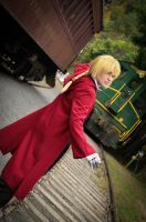 FMA: Down the Tracks by SkywingKnights
