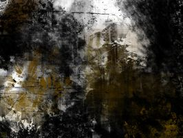 Yellow-Brown Grunge Background by Brownee-Nazi