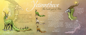 Yeunntheos Ref Sheet by Yuroboros