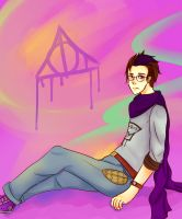 Eridan You Human Hipster by MyobuKila