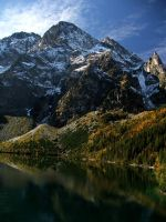 Tatry 2.XII - Morskie Oko by mdata