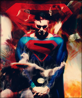 KC Superman by wild-kard2003