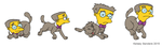 Smithers Dog Collage Number Eighteen by KelseyEdward