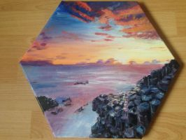 Giant's Causeway by Ashes2Dusters