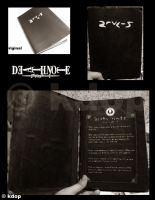 DN Notebook by kdop