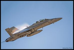 F-18D Recon by AirshowDave
