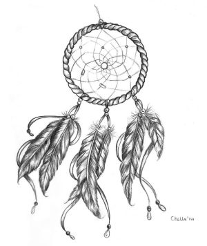 Tattoo Dreamcatcher by Veavictis